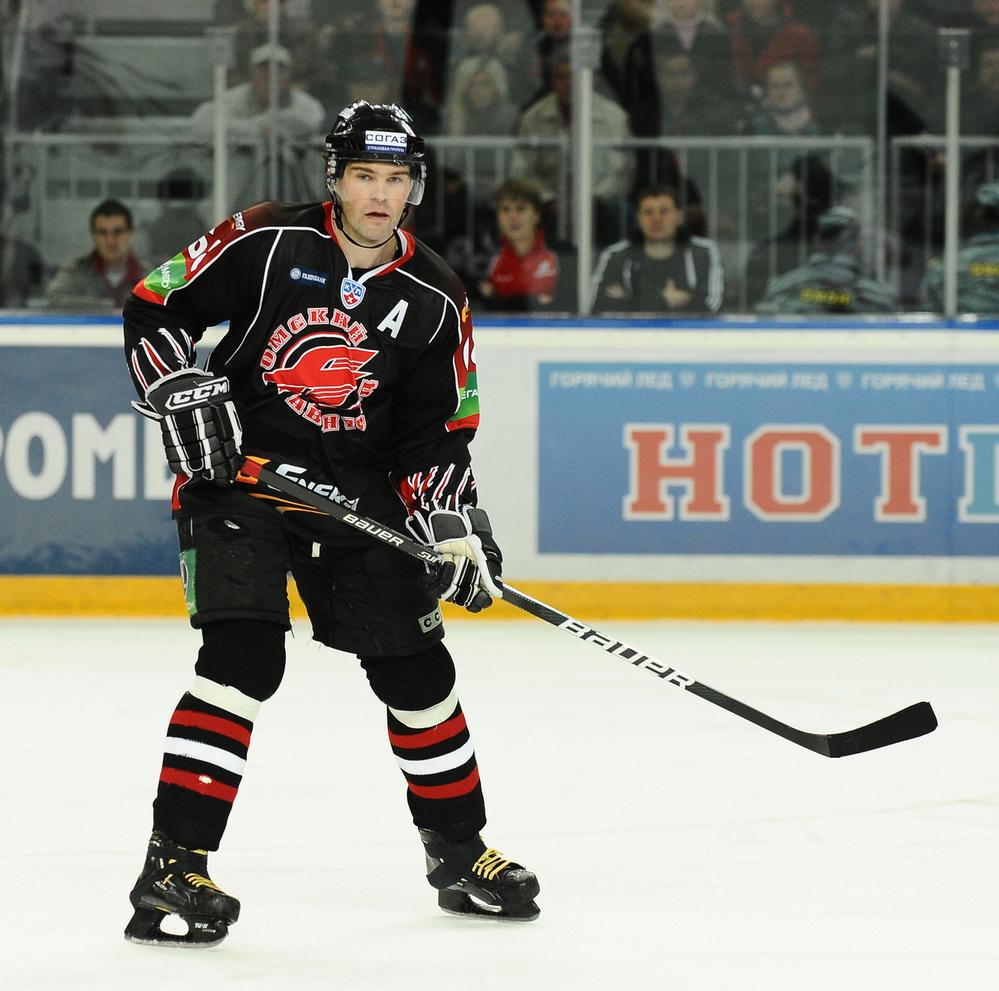 Jaromir Jagr - Avangard Omsk