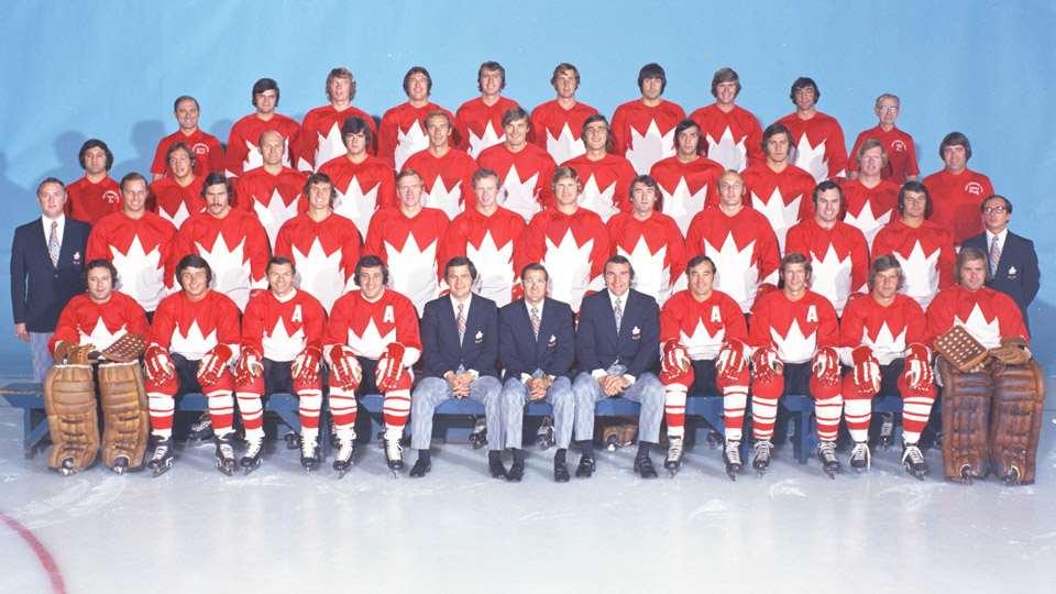 L'équipe du Canada