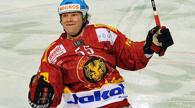 Paul Di Pietro - SCL Tigers