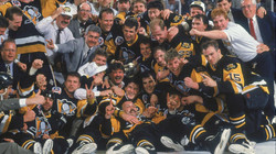 Pittsburgh Penguins 1992 Stanley Cup Champions