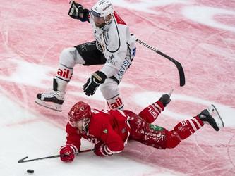 Le Lausanne HC déçoit et tombe une troisième fois de rang