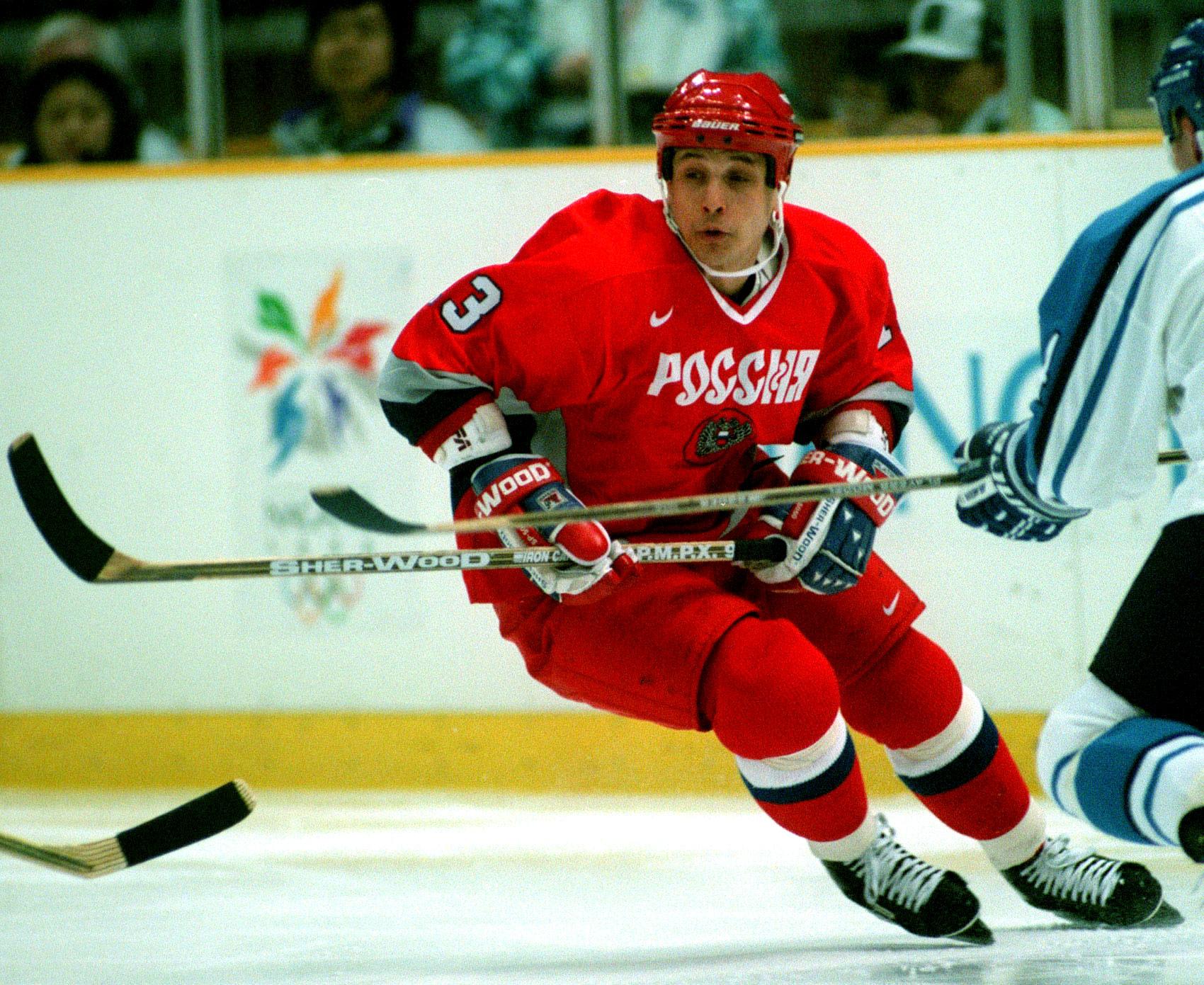 1996 - Valeri Kamenski - Russie