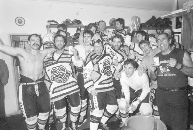 Lugano Champions 1987