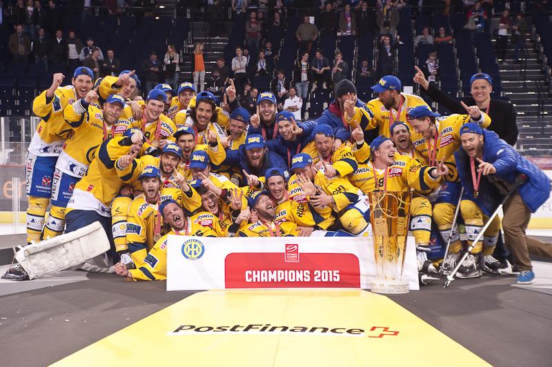 Champion Suisse 2015