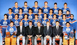 ChampIon Coupe Stanley 1984