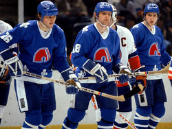The Stastny Brothers Line