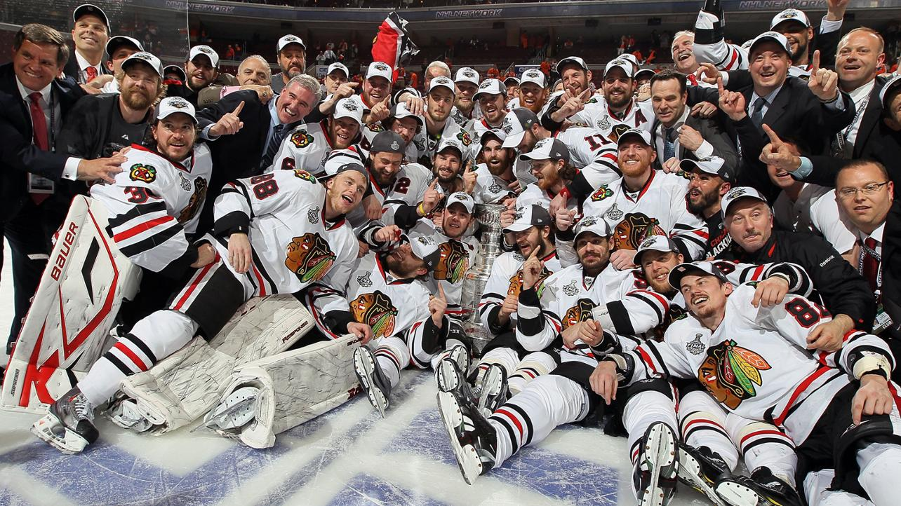 Stanley Cup 2010 Chicago BlackHawks
