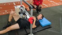 Tests physiques et médicaux pour nos Lions