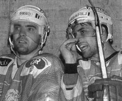 Claude Verret & Martin Desjardins