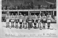 Le HC Montchoisi 1941-1942