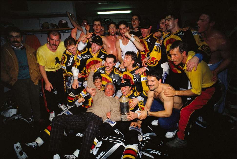SC Bern Champions 1991