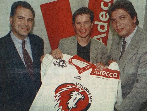 Signature de Slava Bykov