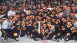 Pittsburgh Penguins 1991 Stanley Cup Champions