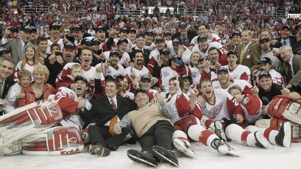 Red Wings 1997 Stanley Cup
