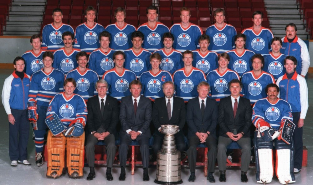 ChampIon Coupe Stanley 1985