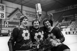 Les Frères Lindenman champions