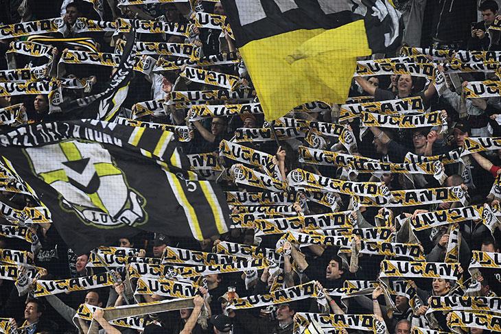 Les Fans luganais