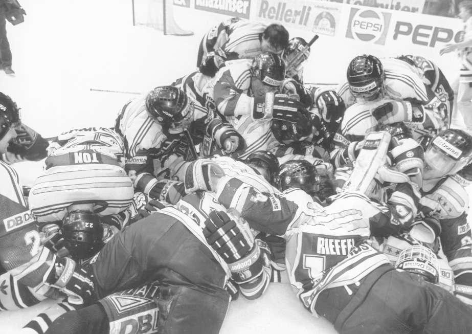 Lugano Champions 1990