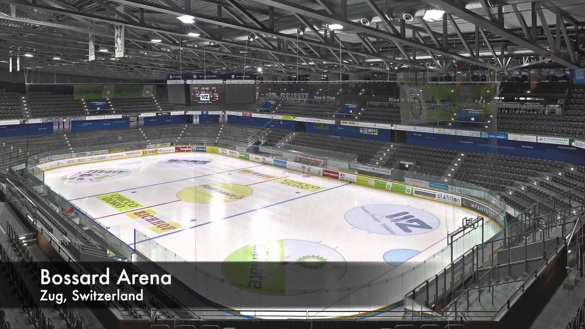 La Bossard Arena
