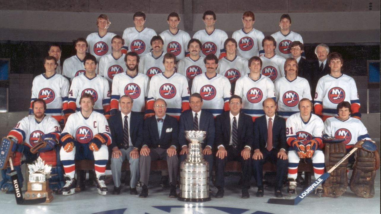 Stanley Cup Champions 1982-1983