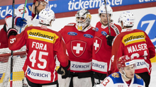 La Suisse commence sa préparation avec le sourire