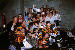 SC Bern Champions 1992