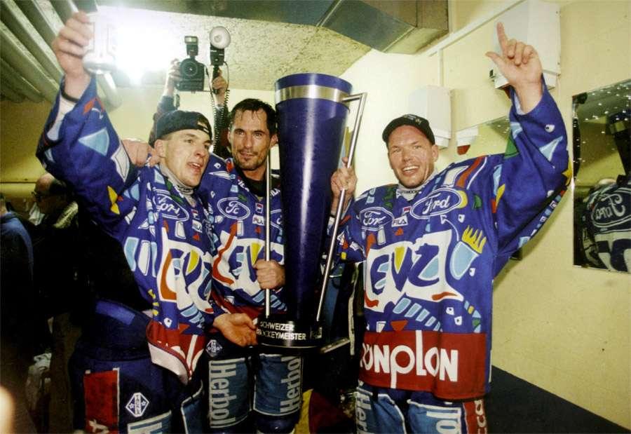 EV Zug Champion 1998