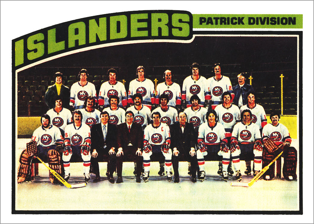 Stanley Cup Champions 1980-1981