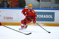 Alexei Dostoinov - le Top Scorer