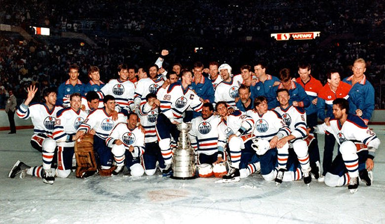 ChampIon Coupe Stanley 1988