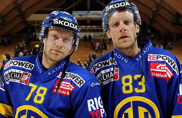 Reto et Jan Von Arx