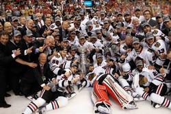 Stanley Cup 2013 Chicago BlackHawks