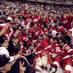 Red Wings 1998 Stanley Cup