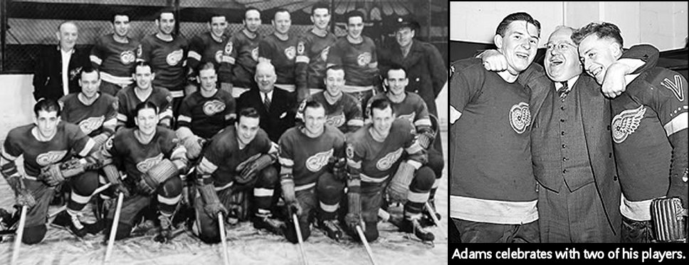 Detroit Red Wings champion 1943