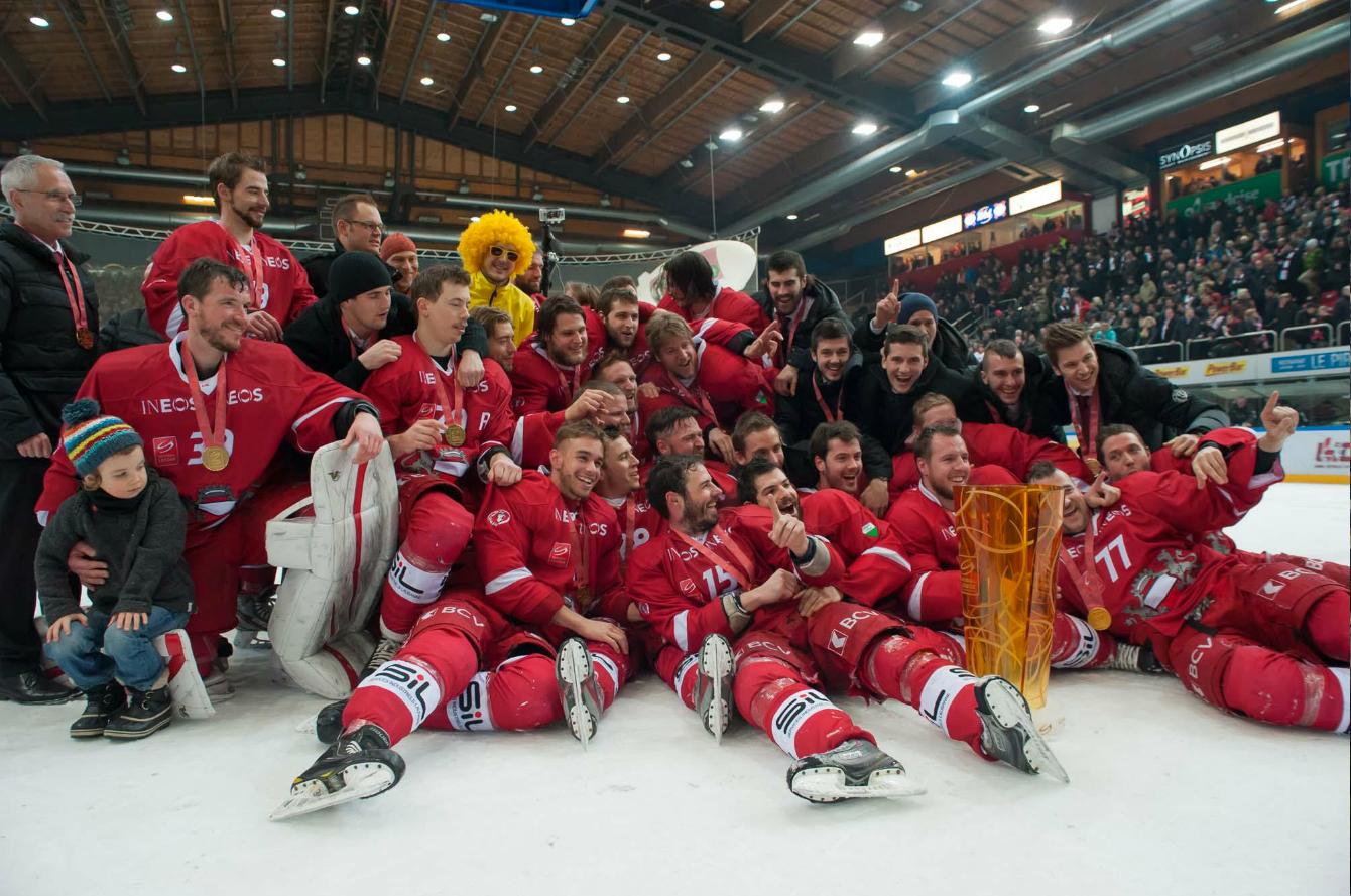 Champion Suisse LNB 2013