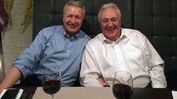 Alexander Yakushev & Phil Esposito