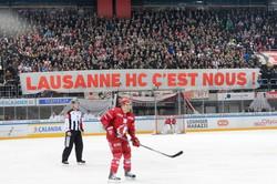 """""""Lausanne HC, C'est Nous"""""""