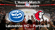 L'avant-match HC Ambrì-Piotta - Lausanne HC