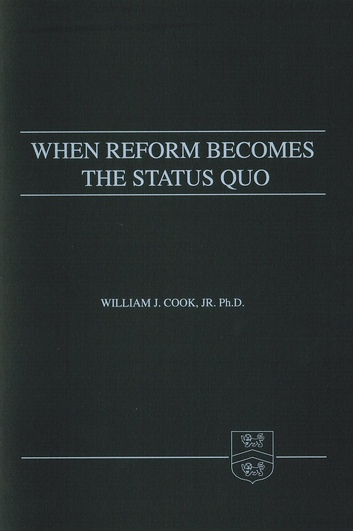When Reform Becomes the Status Quo