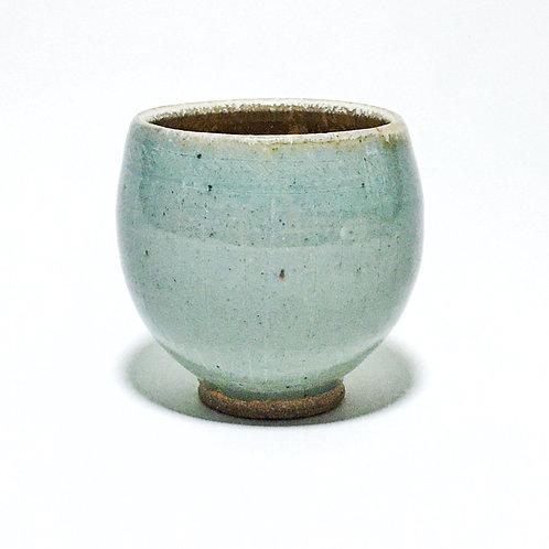 Celadon Teacup