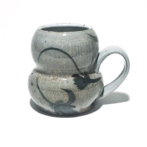 Floral Line Mug
