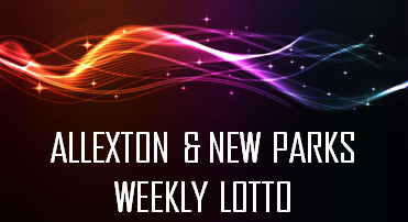 Allexton & New Parks Weekly Lotto Draw 16/08/2014