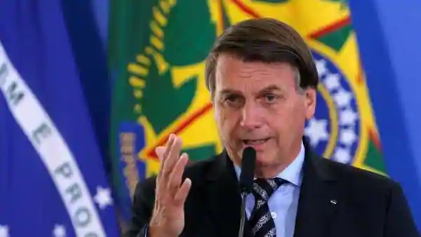 ब्राजील के बोल्सोनारो ने अमेरिकी राष्ट्रपति चुनाव में धोखाधड़ी का आरोप लगाया