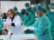 Prácticas esterilización