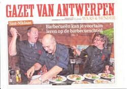 krant BBQ school