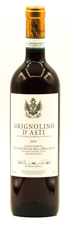 GRIGNOLINO D'ASTI 2019