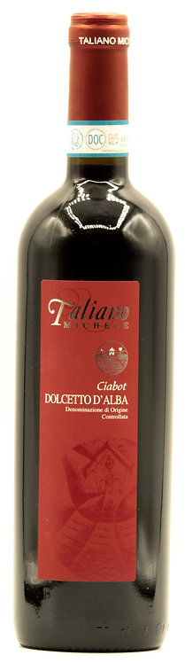 """DOLCETTO D'ALBA DOC """"CIABOT"""""""