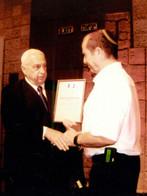68 163 - 2001 א סיור בירושלים לסגני ראש