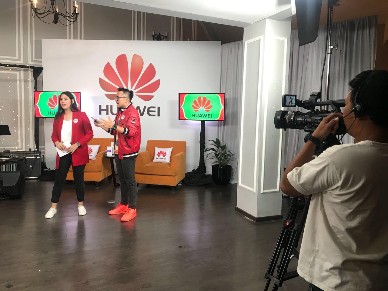 HUAWEI Indonesia Live Streaming
