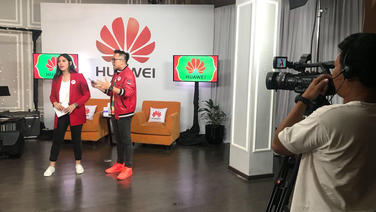 HUAWEI Indonesia Live Streaming